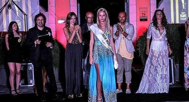 "Napoli capitale della moda con le finali dell'International Contest ""New Model Today"""